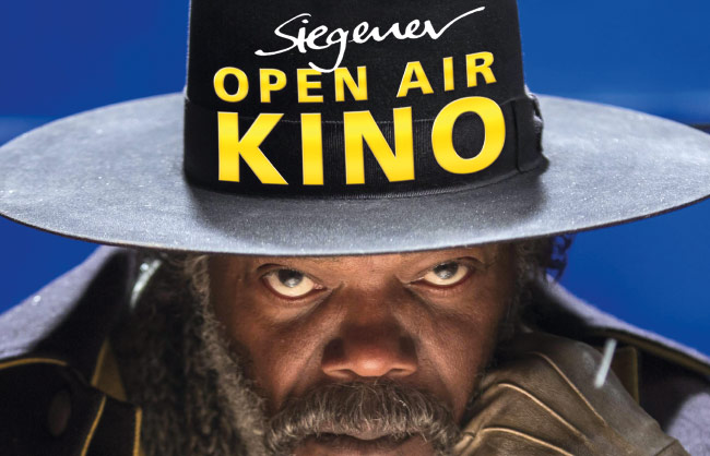 Siegener Open Air Kino 2016